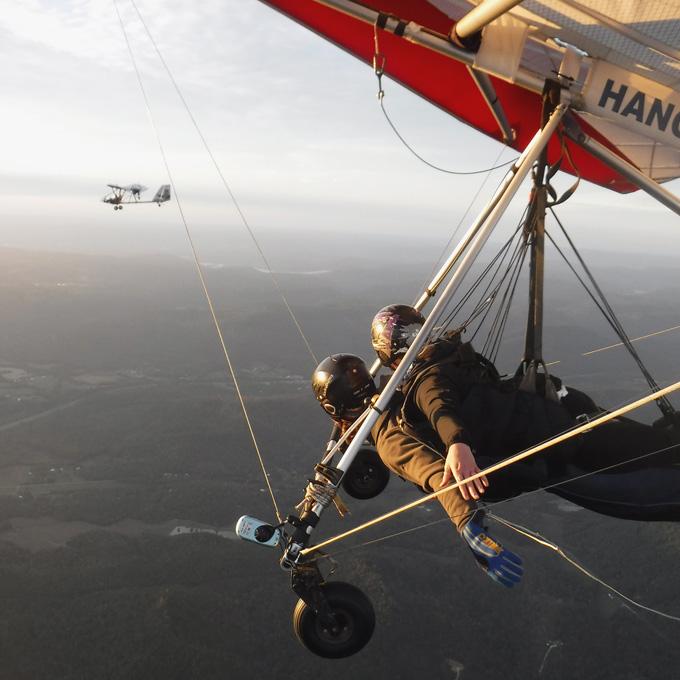 Georgia Tandem Hang Gliding