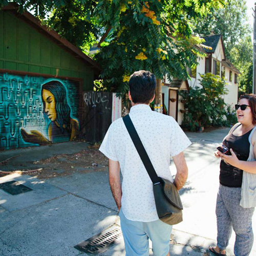 Guided Food Tour in Midtown Sacramento