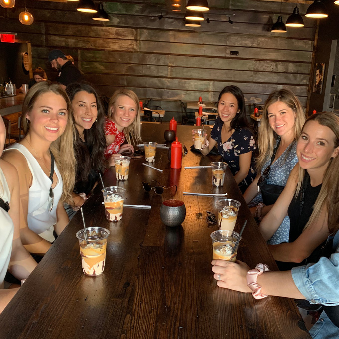 Walking Food Tour in The Gulch