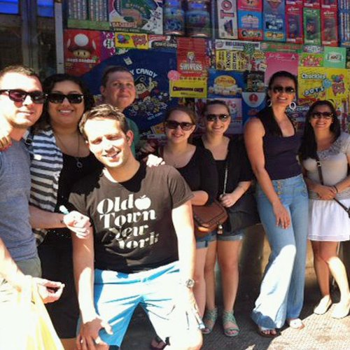 Lower East Side Walking Food Tour in NYC