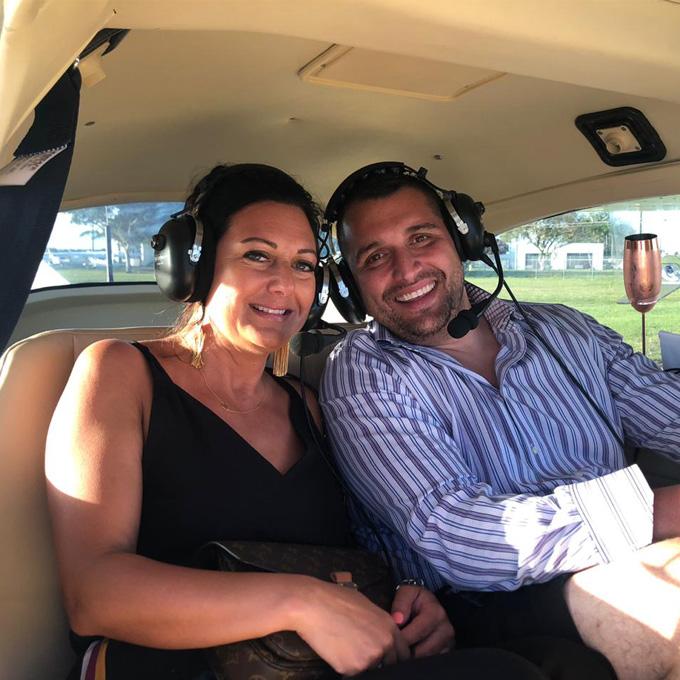 Scenic Flight Over Miami
