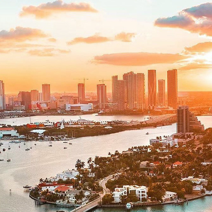 See Miami From a New Perspective