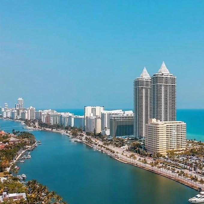 Miami Beach Scenic Flight