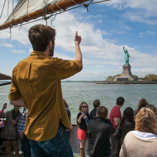 Beer Tasting Cruise & Statue of Liberty
