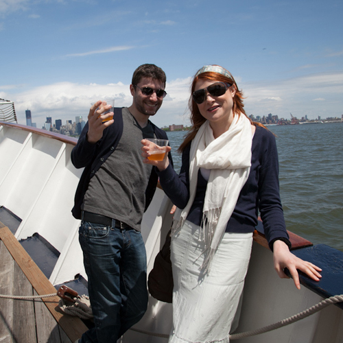Craft Beer Tasting Sail in Manhattan