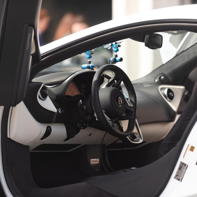 McLaren Driving Experience in Detroit