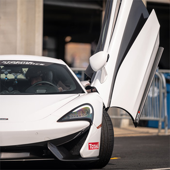 Exotic Car Racing Experience near New York City