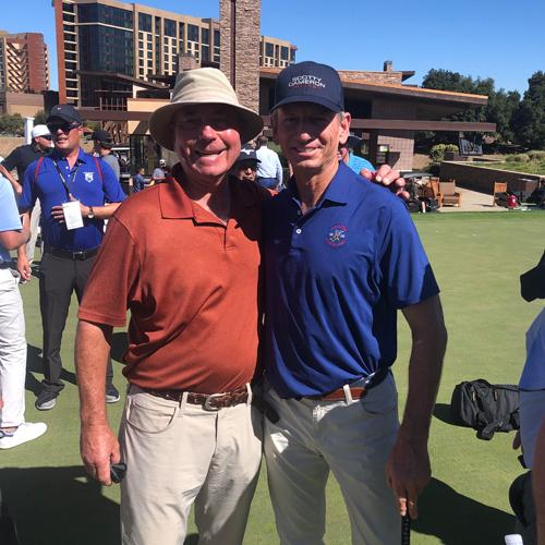 Golf Lesson near Orange County
