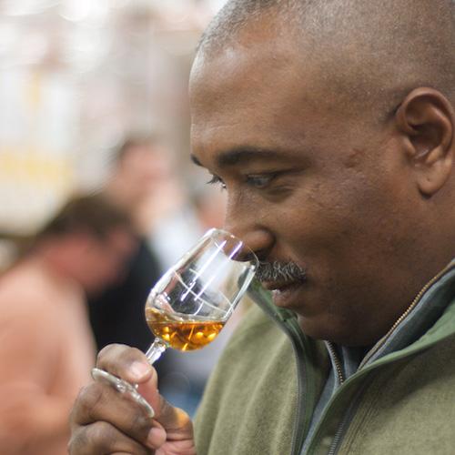 Bourbon Sampling in Louisville