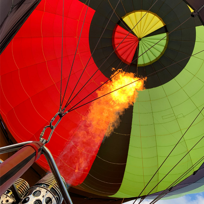 Indianapolis Private Hot Air Balloon Experience