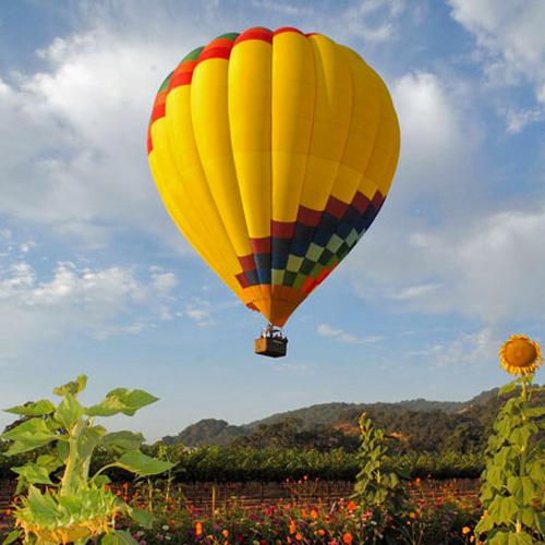 Ride a Balloon in San Francisco Napa Valley