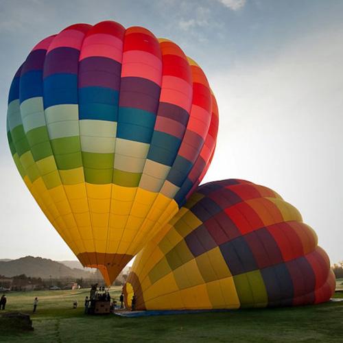 Balloon Ride in Napa Valley California