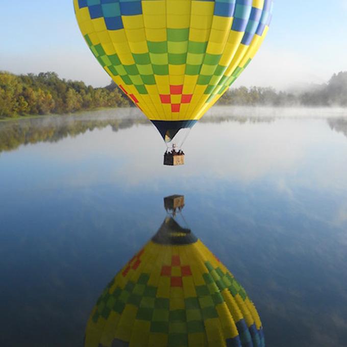 Sonoma Valley Balloon Ride near San Francisco
