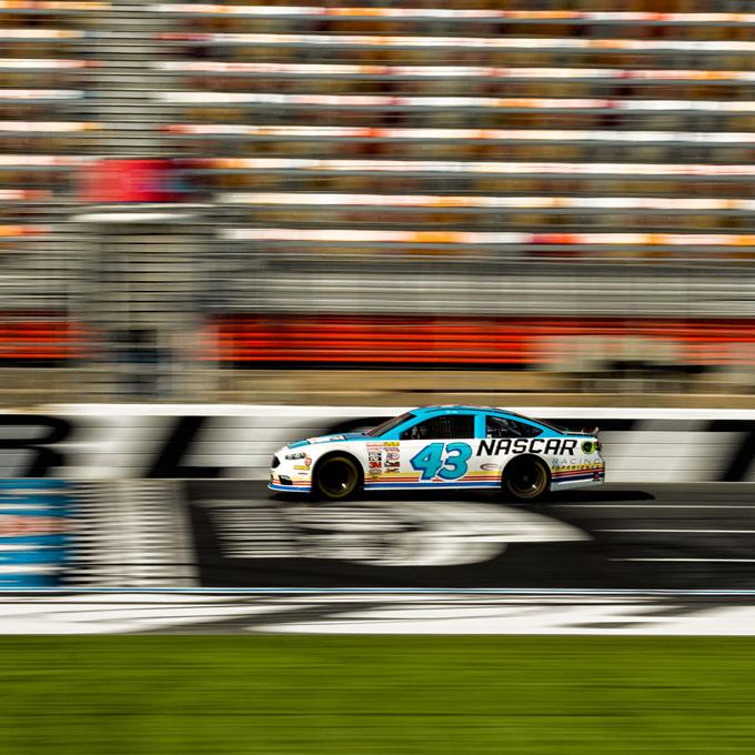 NASCAR Ride Along ISM Raceway