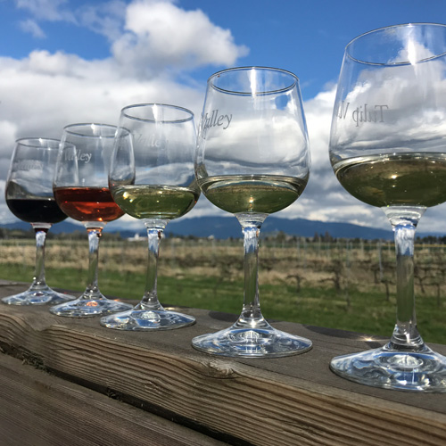 Food and Wine Tasting in Seattle