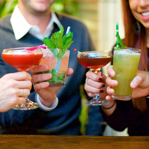 New York Craft Cocktail Tour in East Village