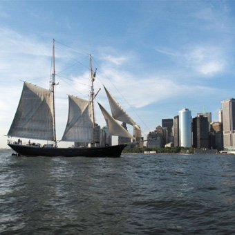 Tall Ship Sailing Experience in New York