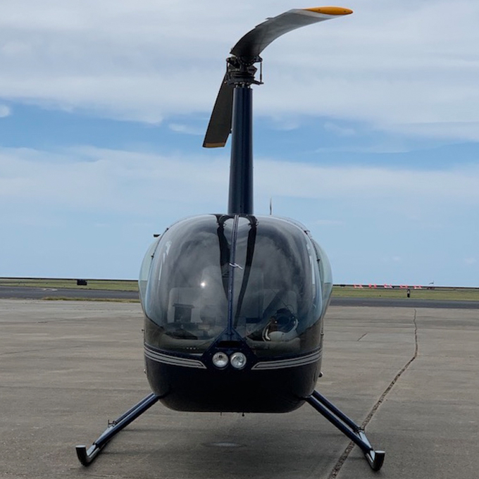 New Orleans Helicopter Flight Lesson