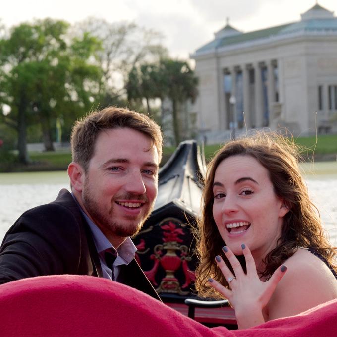 New Orleans Romantic Gondola Ride