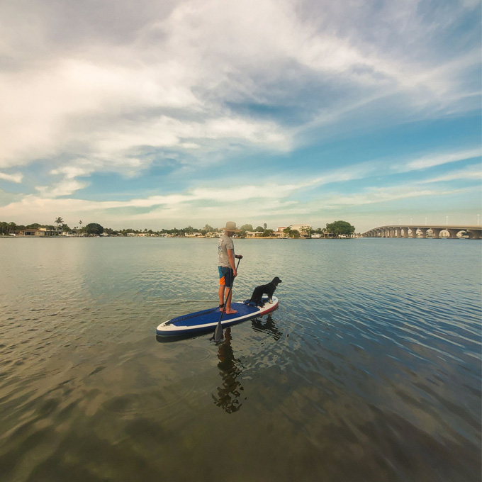 Stand Up Paddle Board Tour in Tampa
