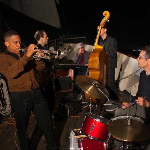 Jazz Band Jamming