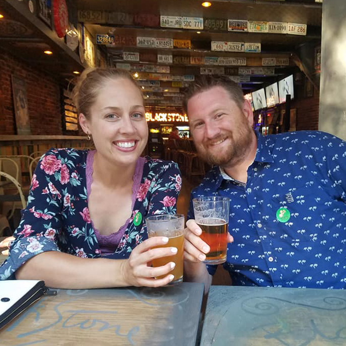 Guided Pub Crawl Tour in New York