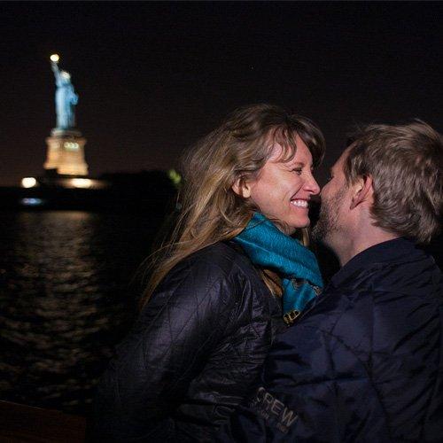 Romance on the NYC Jazz Sail