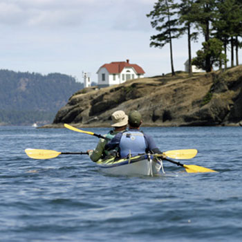 Kayaking Tour of San Juan Islands