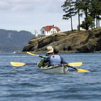 Kayaking Tour of San Juan Islands