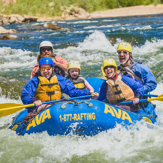 Colorado Whitewater Rating