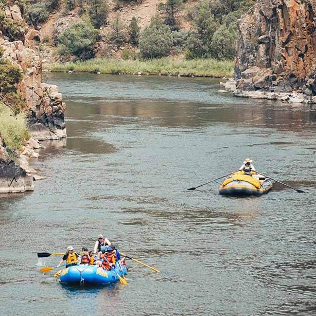 Colorado River Float Trip