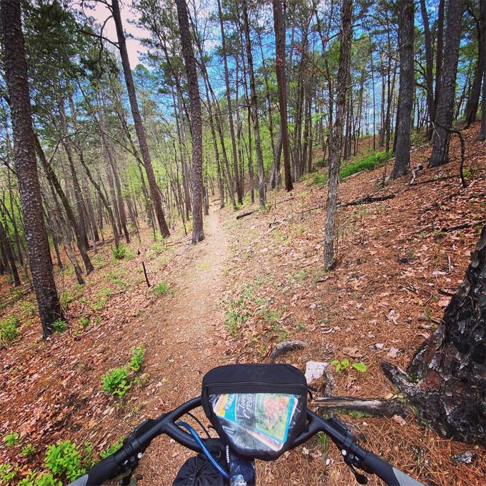 Guided Gravel Bike Tour