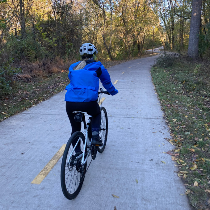 Guided Greenway Tour from Bentonville
