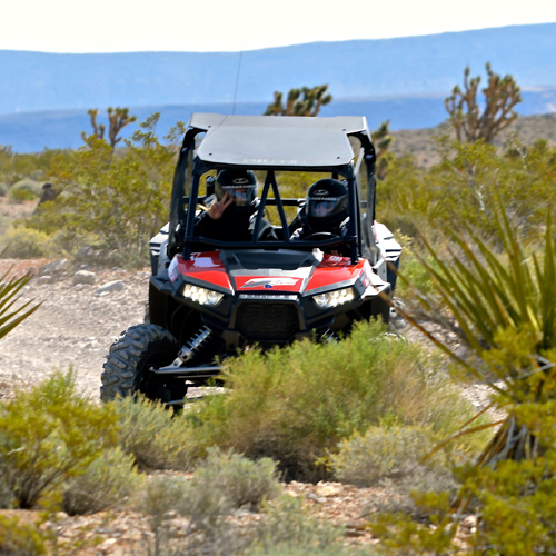 Vegas Off Roading Experience