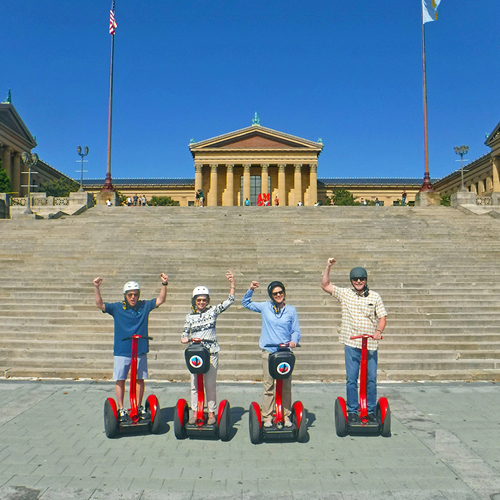 Tour Philly by Segway