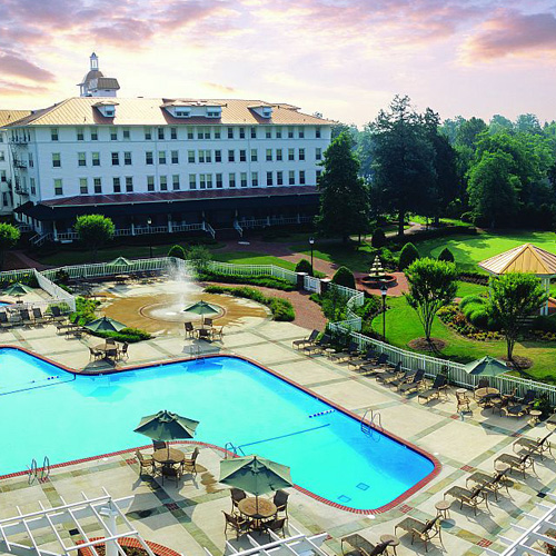 Pinehurst Resort and Golf Course Pool