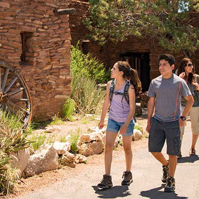 Guided Trail of Time Hike