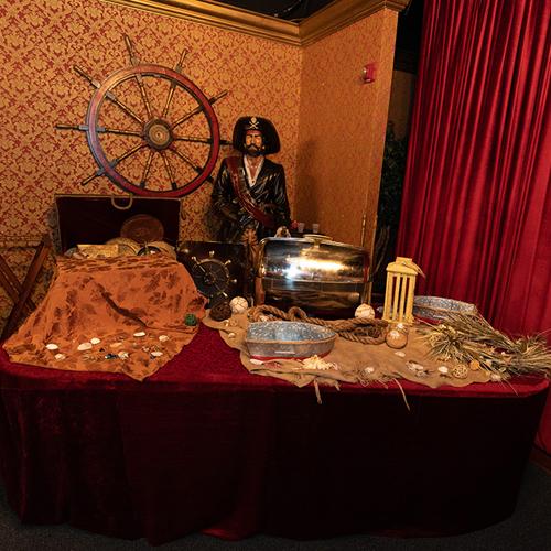 VIP Appetizer Table Pirates Dinner Adventure