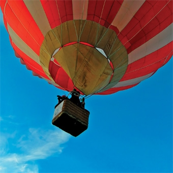 Private Hot Air Balloon Ride in Las Vegas