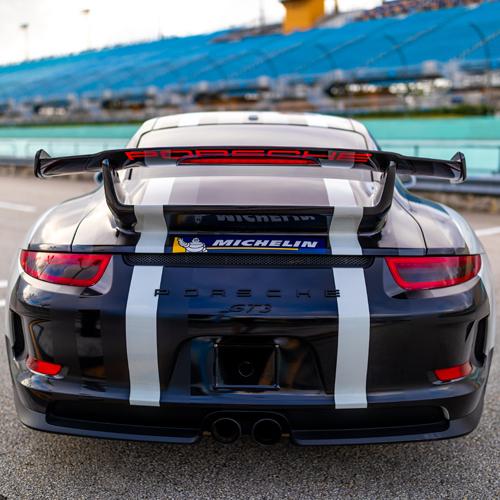 Race a Porsche 911 GT3