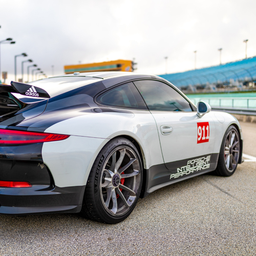 Race Car Driving Experience in Miami