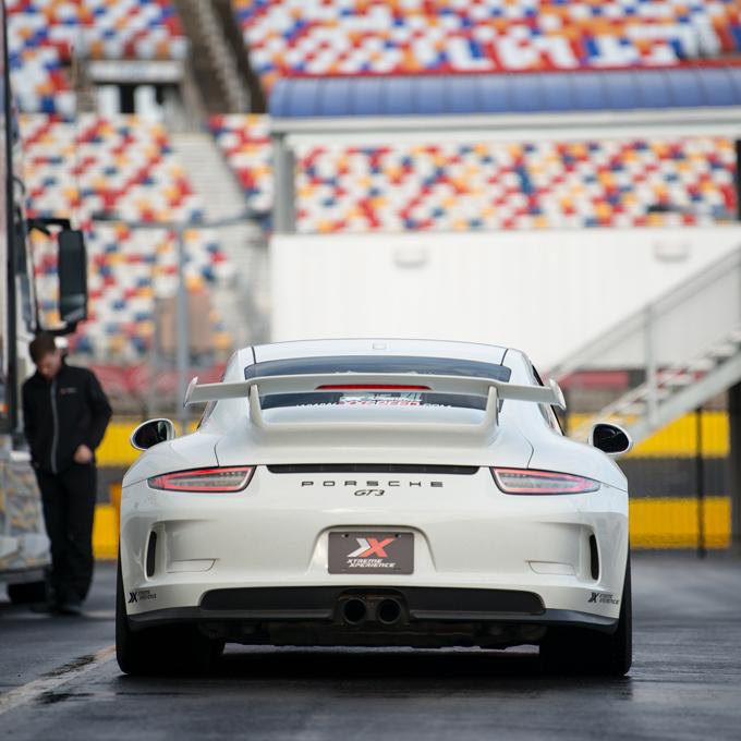 Race a Porsche at M1 Concourse Race Track