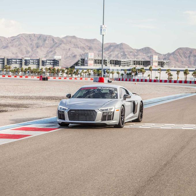 Vegas Super Car Racing Experience