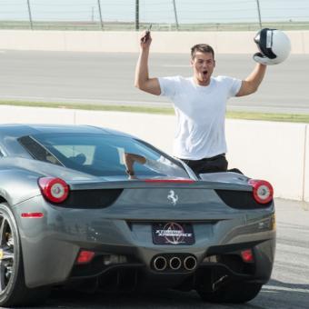 Ferrari Driving Experience Near Boston