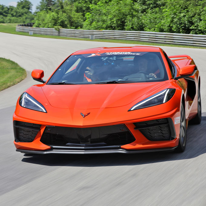 Exotic Car Driving Experience at Pocono Raceway