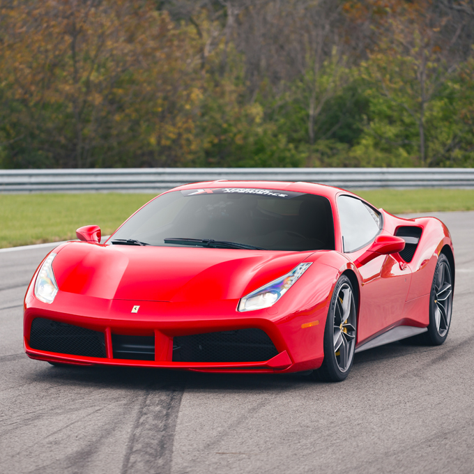 Exotic Car Driving Experience in North Carolina
