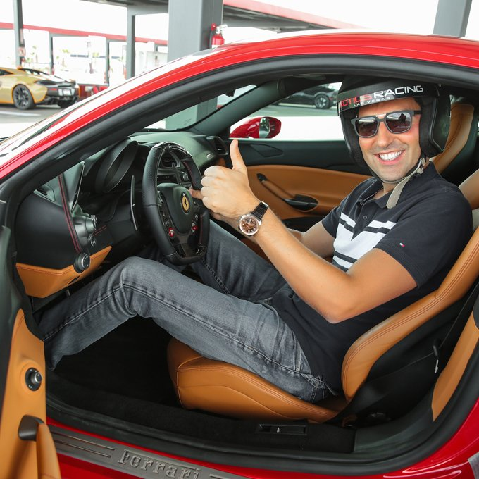 Exotic Car Racing Experience at Las Vegas Motor Speedway