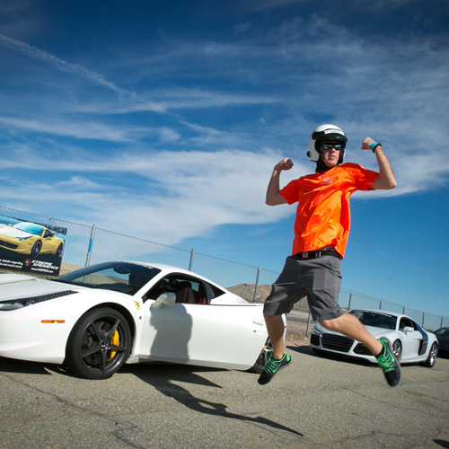 Supercar Thrill Ride at Worldwide Technology Raceway