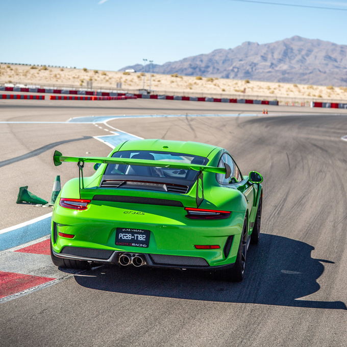 Las Vegas Exotic Car Racing
