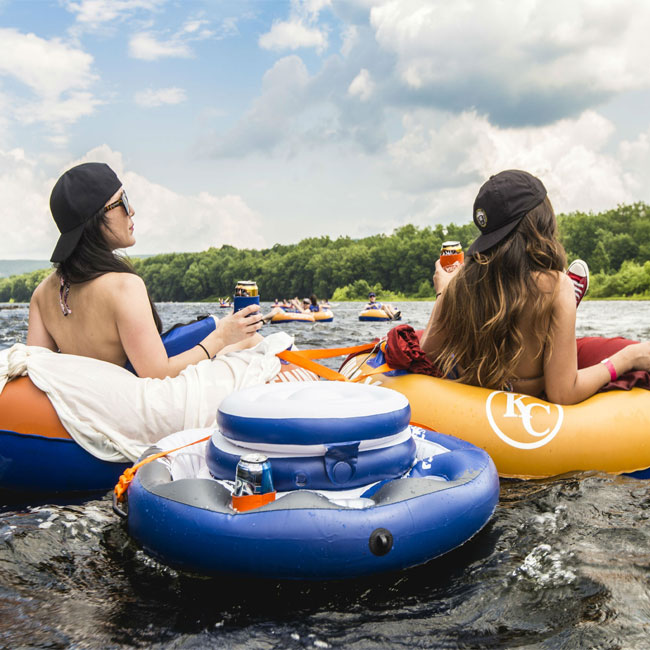 River tubing near Washington D.C.